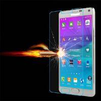 Samsung Galasy s3 S4 S5 S6 S7 s6 가장자리 s7 가장자리 s8 s8 plus note 8 9H 프리미엄 강화 유리 스크린 보호기 200pcs / lot