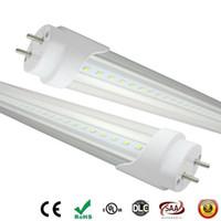25pc LED люминесцентная лампа T8 G13 1200мм 20W 28W 4FT SMD2835 96LED AC 85-265 4 фута 110V свободная перевозка груза CE UL