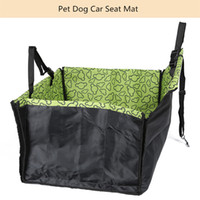 PVC Waterproof Layer Oxford Waterproof Foldable Pet Dog Car ...
