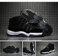 Barons 11s Black and white gold Best Quality Men Size Basket...
