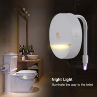 IP67 Water Resistant RGB 8 Colors LED Flexible Toilet Seat L...