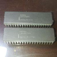 D8086. D8086-1, D8086-2, microprocesador de 16 bits / 8086 paquete de cerámica antigua de cpu / 40 pis. CDIP40. Componente de chips de microelectrónica vintage