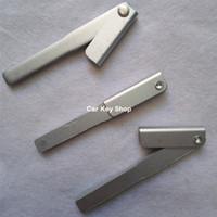 Land Range Rover Sport Evoque discovery 4 Için Akıllı Yedek Anahtar Blade Acil yedek akıllı anahtar bıçak