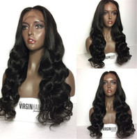 150% Density Brazilian Lace Front Wig Human Hair 8A New Fron...
