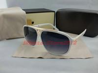 Venda quente moda New EVIDENCE óculos de sol Milionário óculos de sol das mulheres dos homens óculos de sol Com caixa original frete grátis-054