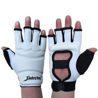 Taekwondo Gloves Fighting Hand Protector WTF Approved Martia...
