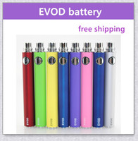 50 PCs EVOD non- adjustable voltage battery - 650mAh 900mAh 1...