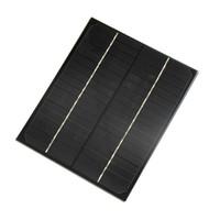 Großhandel! 6W Monokristalline 18V Solarzelle DIY Solar Panel Ladegerät Solar System Für 12 V Batterie 200 * 170 MM 10 Teile / los Hohe Qualität