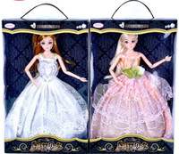 2017 Barbie doll high quality ex factory direct second DIY g...