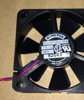 ELINA FAN 5V 360mA HDF6015L-05HB 2wire colling fan