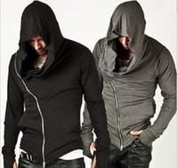 2017 neue assassins Creed Langarm männer hoodies Schule Sweatshirt Sportbekleidung Outdoor Sport Strickjacke