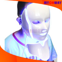 PDT Light Therapy LED Photodynamic Facial Mask With 7 Photon...