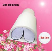 Hög kvalitet bästsäljande ny infarad bastu skåp / långt infraröd bastu kupol skönhet salong utrustning fabrikspris med flygtransporter