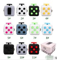 Magic Fidget Cube Anti- anxiety Decompression Toy Adults Stre...