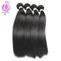 Brazilian Virgin Hair Straight 4 Bundles Virgin Hair Bundle ...