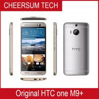 """شحن مجاني DHL HTC One M9 بلس ثماني النواة 2.2 جيجا هرتز 3 جيجا رام ذاكرة 32 جيجا بايت 20 ميجا بيكسل ثلاثي الأبعاد 5.2 """"SLCD 2560 * 1440 4G TDD FDD LTE Android 5 Cellphone"""