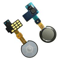 LG G5 H850 VS987 H820 H830 için Yeni Orijinal Ev Düğmesi Parmak Izi KIMLIĞI Flex Kablo Yedek Parçalar