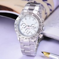 Mens women watch Luxury Top Quality Master Full Stainless St...