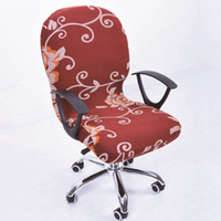 Elastic Office Chair Covers Seat Covers for Computer Chairs ...