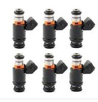 Injecteur de carburant pour Volkswagen Golf Jetta EuroVan 2.8 V6 IWP022 805000348303 021906031D 021906031B
