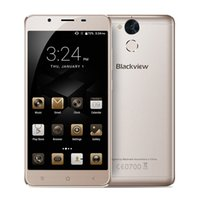 Blackview P2 Lite Smartphone Android 7.0 MTK6753 Octa-core 3GB + 32GB 13MP + 8MP 6000mAh Fingerprint Phone 5.5-дюймовый 1080p 4G мобильный телефон