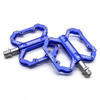 2017 NEW Ultralight Aluminum Alloy Bicycle Pedals 3 Bearings...