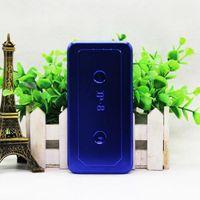 1 pz per iphone 8 plus / 7 plus case cover metallo 3d sublimazione stampo stampo stampo pressa a caldo