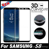 For Samsung Galaxy Note 8 S8 Plus S7 S7 Edge S6 0. 2MM 3D Ful...