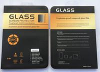 Temperierter Glasschirmschutzfolie für iPad Mini 1 2 3, Mini4,2 3 4, Air Air2 5 6 Tablet 0,3 mm 2.5D Premium Clear Explosionsgeschützte Filme Box