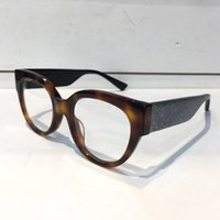 0103 Luxury Fashion Women Brand Designer 0103Q Glasses Hollo...