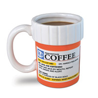 Prescription Coffee Mugs Ceramic Office Tea Mug Cup Personal...