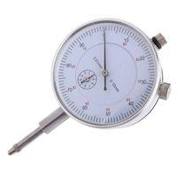 Gösterge gauge'in 0-10mm Metre Hassas 0.01 Çözünürlük Eşmerkezliliği Testi Dial