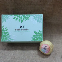 new Organic Skin Care Cleaner Natural Bubble Bath Salt Ball ...