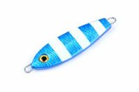 후크없이 금속 미끼의 도매 Bionic jigging 낚시 미끼 8cm / 42.5g 바다 낚시 태클 pesca 태클에 대 한