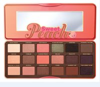 2017 Newest Makeup Sweet Peach Eye Shadow Collection Palette...