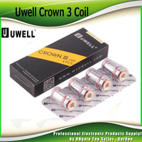 Original Uwell Crown 3 Crown III Mini Coil 0. 25ohm 0. 4ohm 0....