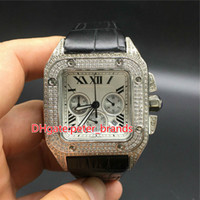 Excellent Brand New AAAA Quality Luxury Diamond Watches Men&...