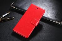 Para Xiaomi Mi6 M6 cubierta de la caja Flip de lujo lindo colorido ultrafino estuche de cuero para Xiaomi Mi 6 M6