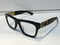Óculos de luxo Óculos de Prescrição 426 Óculos de Armação Dos Homens Do Vintage Designer De Moda Óculos Com Caso Original Design Retro Banhado A Ouro