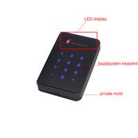 controller di accesso standalone con tastiera touchscreen