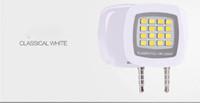 아이폰 7 기가 안드로이드 전화 미니 셀카 동기화 손전등 (16) LED 조명의 경우 휴대 전화 LED 플래시 라이트 조절 채우기 빛