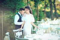 2019 Fool Sheer Bridal Bolero Полный бусин Свадебные аксессуары Пользовательские Сделанные Мягкие Перо Свадьба Белая Куртка