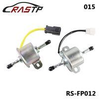 RASTP-Высокого качество Универсального 12V HEP015 / HEP015 Micro Электронного топливный насос Запорного давление газ Дизельный Инлайн Низкая Pres для Yanmar LS-FP012