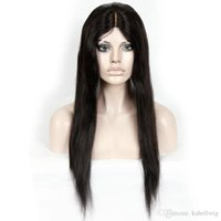Italy Glueless Silk Wig Pressure Is Greater Than Is Full Lac...