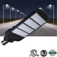 UL DLC Outdoor lighting high- pole led street light 80W 100W ...