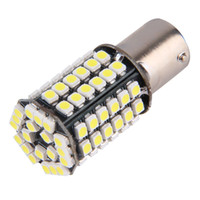 Super White 1156 BA15S P21W Xenon LED Light 80SMD Auto Car Xenon Lamp Tail Indicatore di direzione Reverse Bulb Light