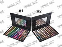 Fabrik Direkte DHL-freies Verschiffen neue professionelle Make-up-Augen ohne Logo 88 Farben Lidschatten-Palette! 2 Farben