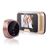 """3,0 """"LCD Digital Peephole Viewer Weitwinkel IR Nachtsicht Kamera Türklingel Video"""