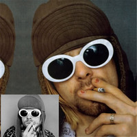 YOOSKE NIRVANA Kurt Cobain Sunglasses Women Men Brand Design...