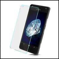 9H 0.26mm Premium Vetro Temperato Per Nokia Lumia 820 830 930 540 A110 950 950XL 620 650 550 500 pz / lotto Spedizione Gratuita